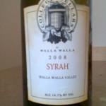 Wine Tasting in Wallah Wallah Washington