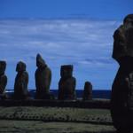 More Moai Restored