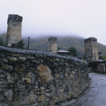 Svaneti Streetscape