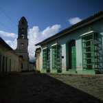 Trinidad Streetscape