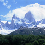 Monte Fitz Roy from Afar