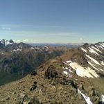 High Pass on Nahuel Huapi Traverse
