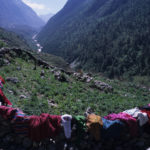 Laundry Day on the Langtank Trek