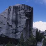 Rock Faces on Batura Glacier Trek