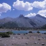 Arriving at Kulikalon Basin