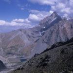 Fan Mountains Vista