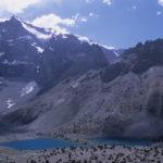 Overlooking Kulikalon Basin