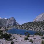 Traversing the Kulikalon Basin