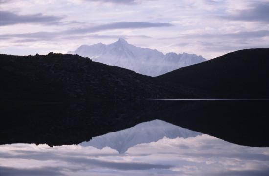 Reflections on Rush Phari Lake