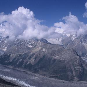 Encounters With Glaciers on Rush Phari Trek