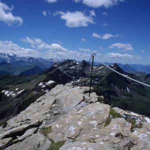 Tightrope Across the Swiss Alps