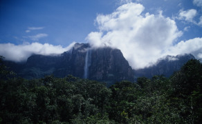 Angel Falls From Afar