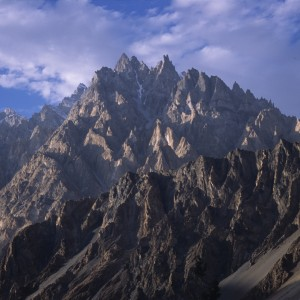A View From the Karakorum Highway
