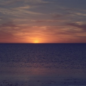 Ningaloo Sunset