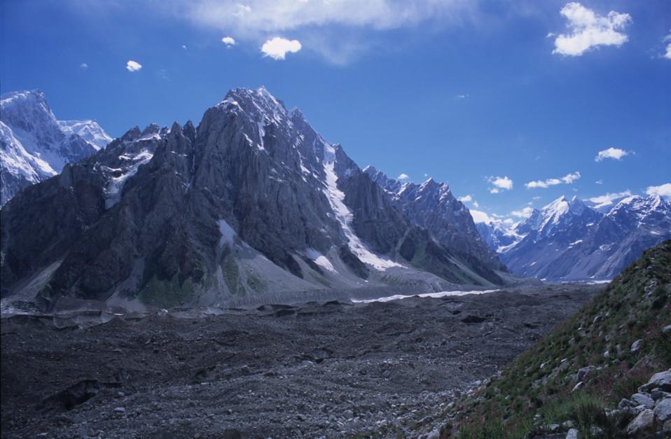 Glacier Crossing on Rush Phari Trek (2)