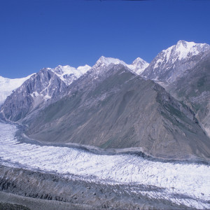 Glacier on Rush Phari Trek