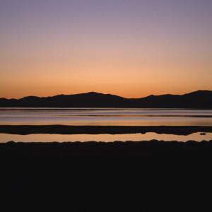 Song-Köl Sunset