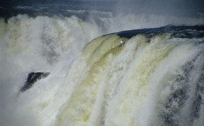 Power at Iguazu Falls