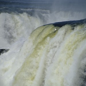 Power at Iguazu Falls
