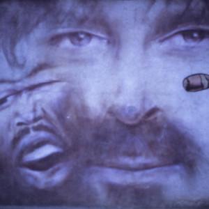 Frank Zappa Mural