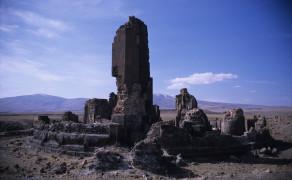 Ruins at Ani