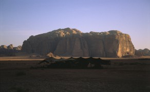 Bedouin Camp at Wadi Rum