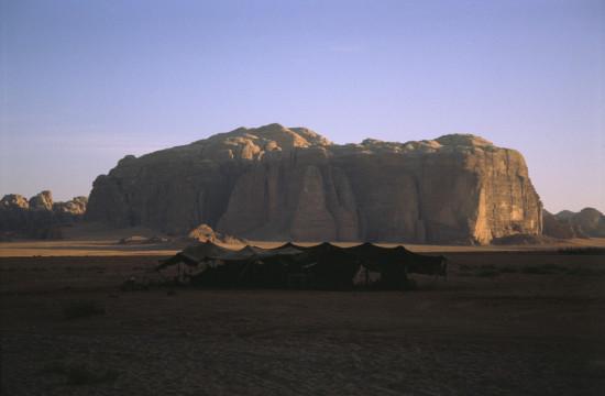 Bedouin Camp at Wadi Rum