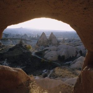 Cappadocia Caveroom View