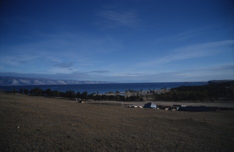 Olkhon Island Vista
