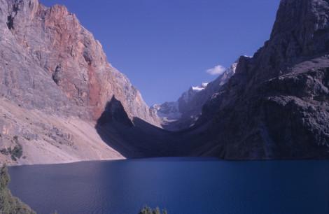 Water and Glacial Saddles