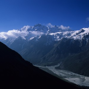 Langtang Summit View