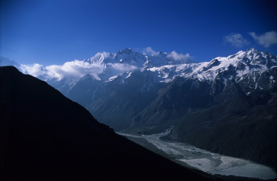 Langtang Summit View