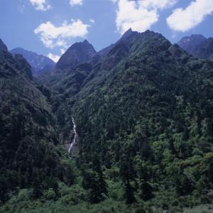 Langtang Waterfall
