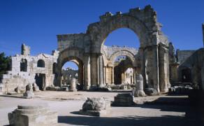 Fortress of St Simeon