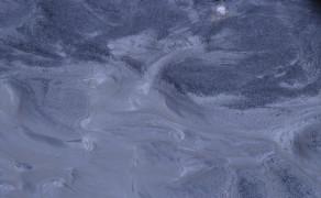 Natural Patterns in Glacial Till
