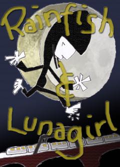 Rainfish and Lunagirl Jacket Cover