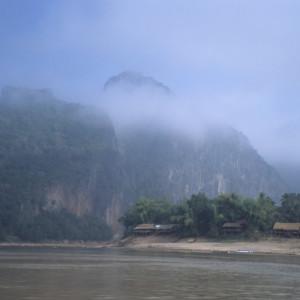 Luang Prabang to Houay Xai
