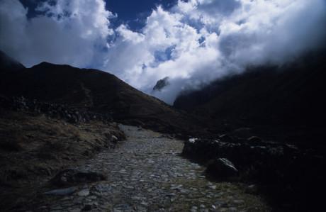 El Chorro Inca Trail