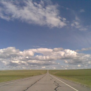High Plains of Montana