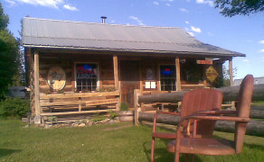 Northern Lights Saloon Montana