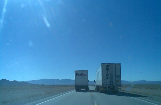 Overtaking in Nevada