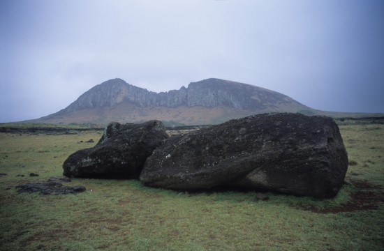 The Fallen on Easter Island