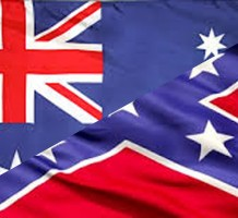 Tough Job of Stars, Stripes & Tricolour Flags from USA to Australia