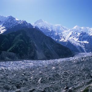 Glacier Crossing on Rush Phari Trek