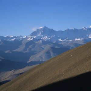 Another View of the Tibetan Himalayas