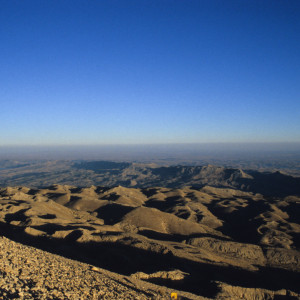 Gods' Eye View from Mount Nemrut