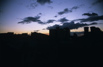 Bogota Silhouette